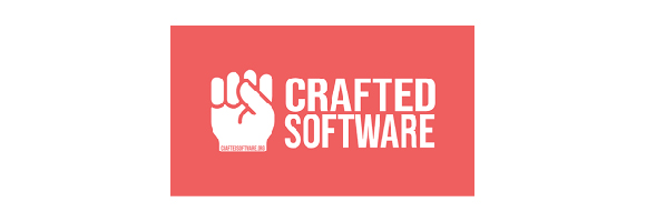 Crafted Software logo main partner
